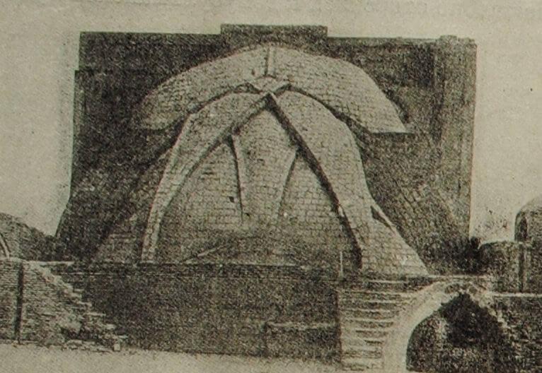 Джума-мечеть в Исфахане. Конец XI в.