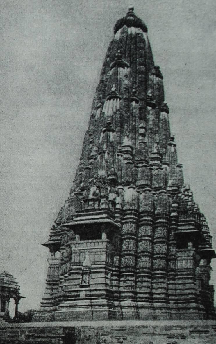 Храм Кандария Махадева в Кхаджурахо. XI в.
