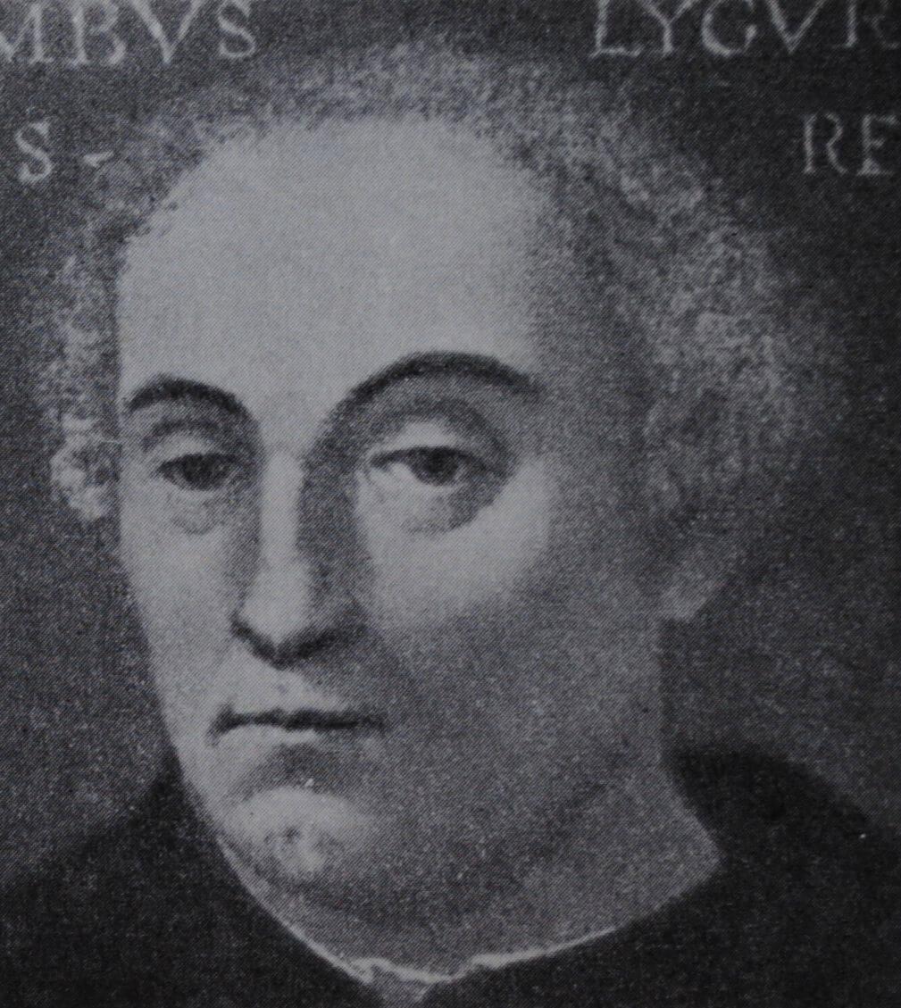 Христофор Колумб. Портрет из собрания Джовио.