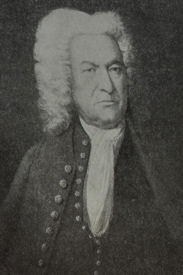 Иоган Себастьян Бах. Портрет работы неизвестного мастера XVIII в.