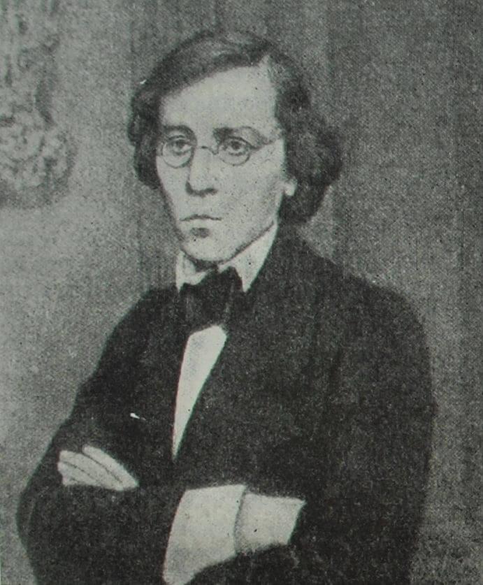 Н.Г. Чернышевский. Фотография 1859 г.